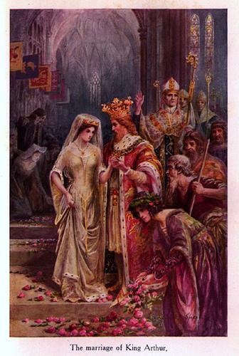 medieval-wedding