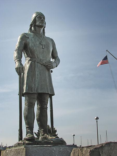 450px-Seattle's_Leif_Erikson_statue