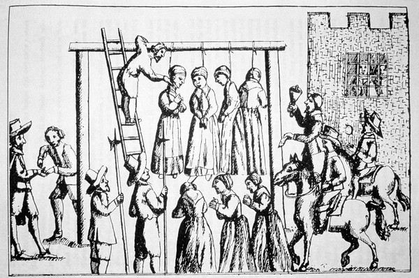 Hanging-of-the-Pendle-witches