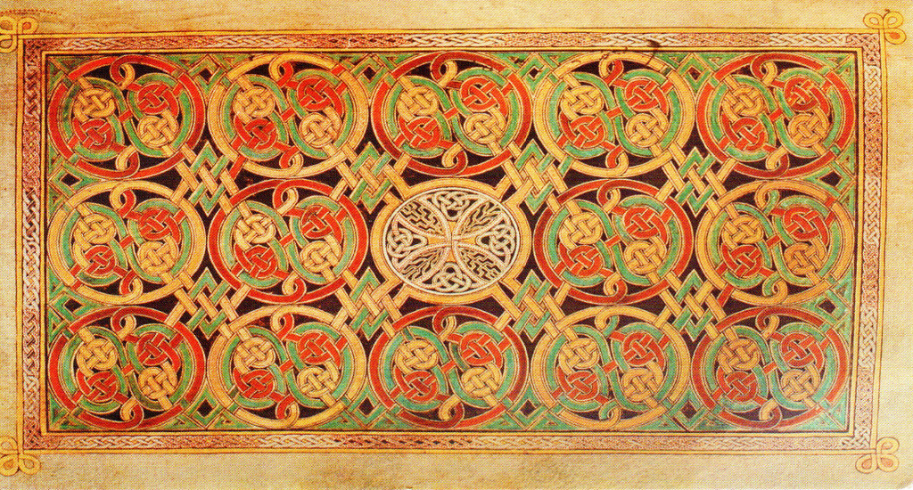 The Book of Kells, a Medieval Masterpiece – just history posts