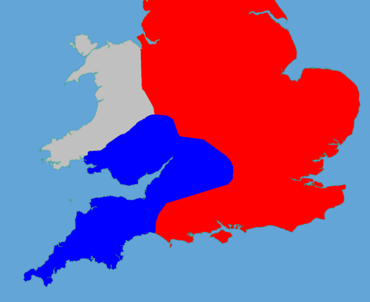 736px-Political_map_of_England_1140