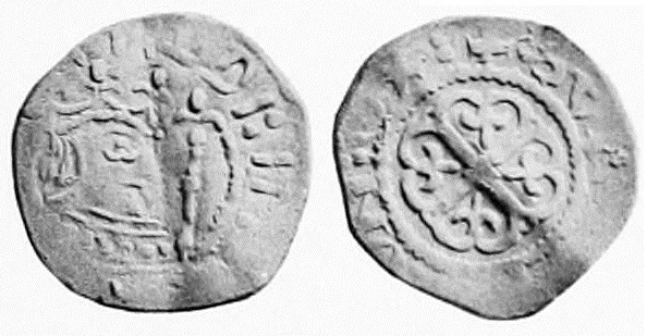 Empress_Matilda_silver_penny_from_the_Oxford_Mint