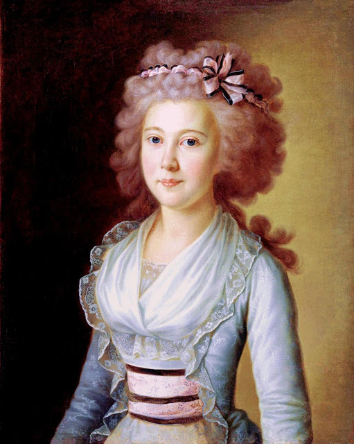 Historical Fashion Georgian Womens Hairstyles Just History Posts