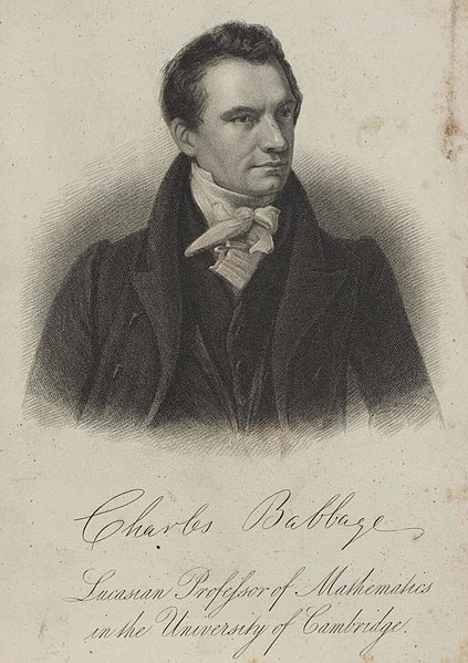 423px-Portrait_of_Charles_Babbage_(4672397)
