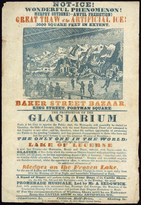 glaciariumposter