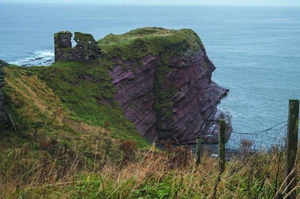 Dundarg Castle Aberdeenshire