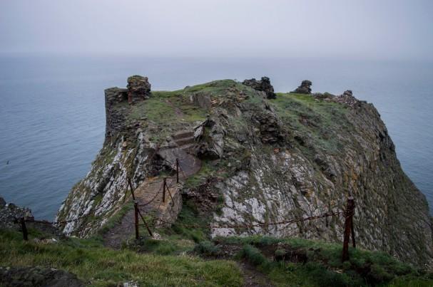Fast Castle Berwickshire