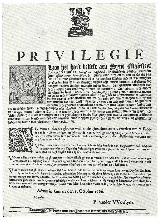 Aanplakking_Privilegie_der_Visscherie