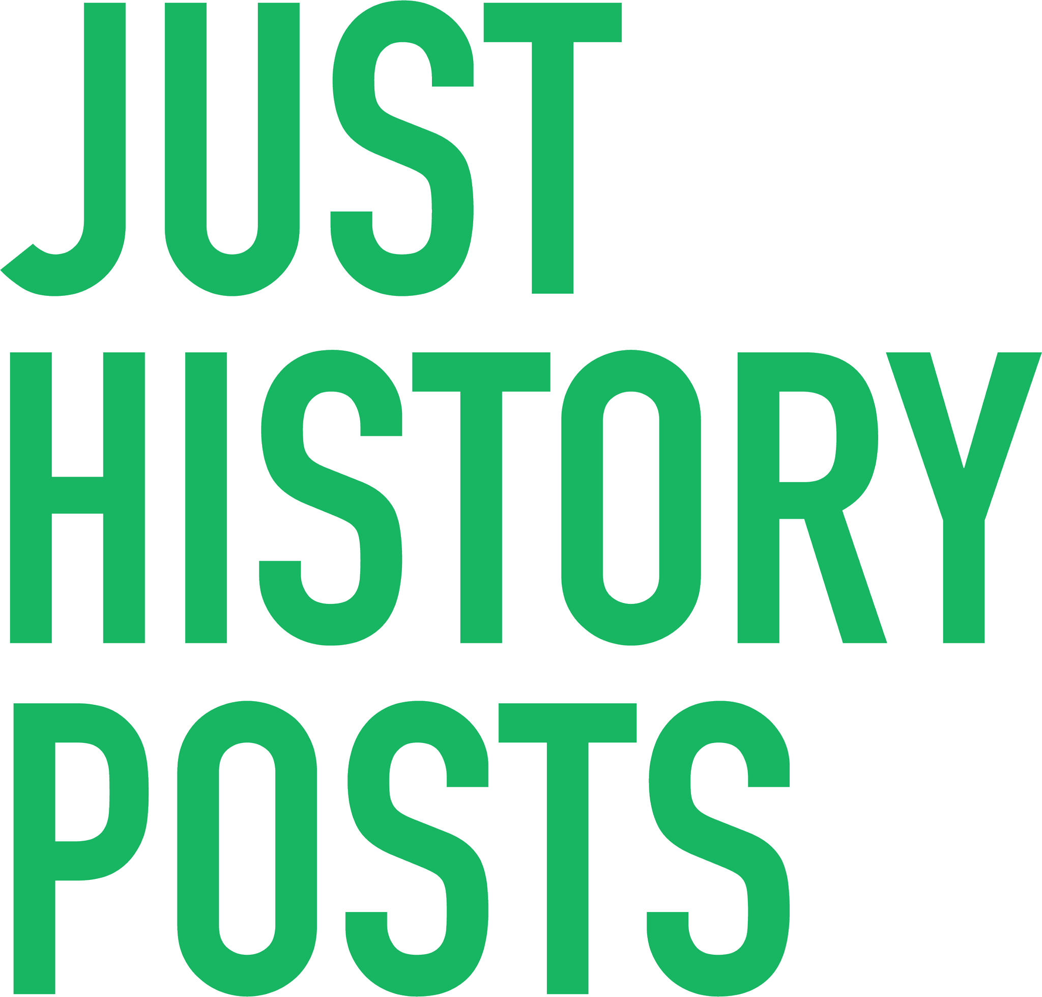 Just History Posts